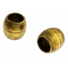 Metal Bead 6X5.5x4mm Antique Brass